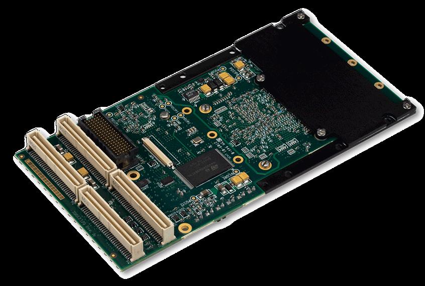 XPedite5204 Freescale XMC/PMC Derivative Design