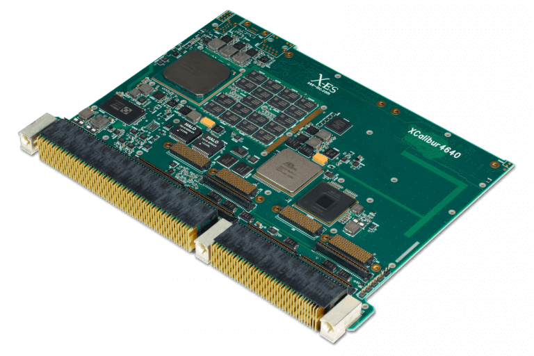 XCalibur4640 6U VPX Single Board Computer
