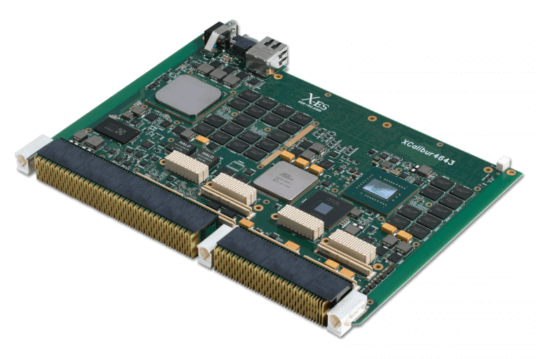 XCalibur4643 6U VPX Single Board Computer