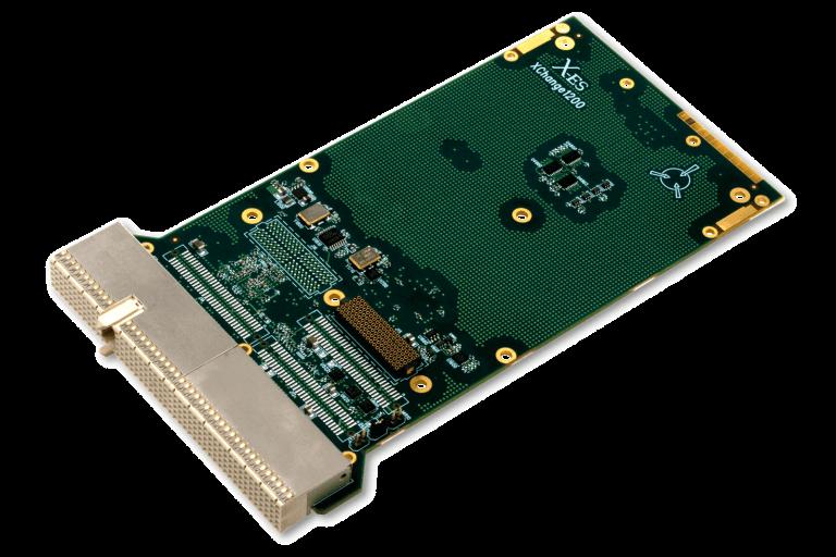 XChange1200 3U cPCI XMC/PMC Carrier Card