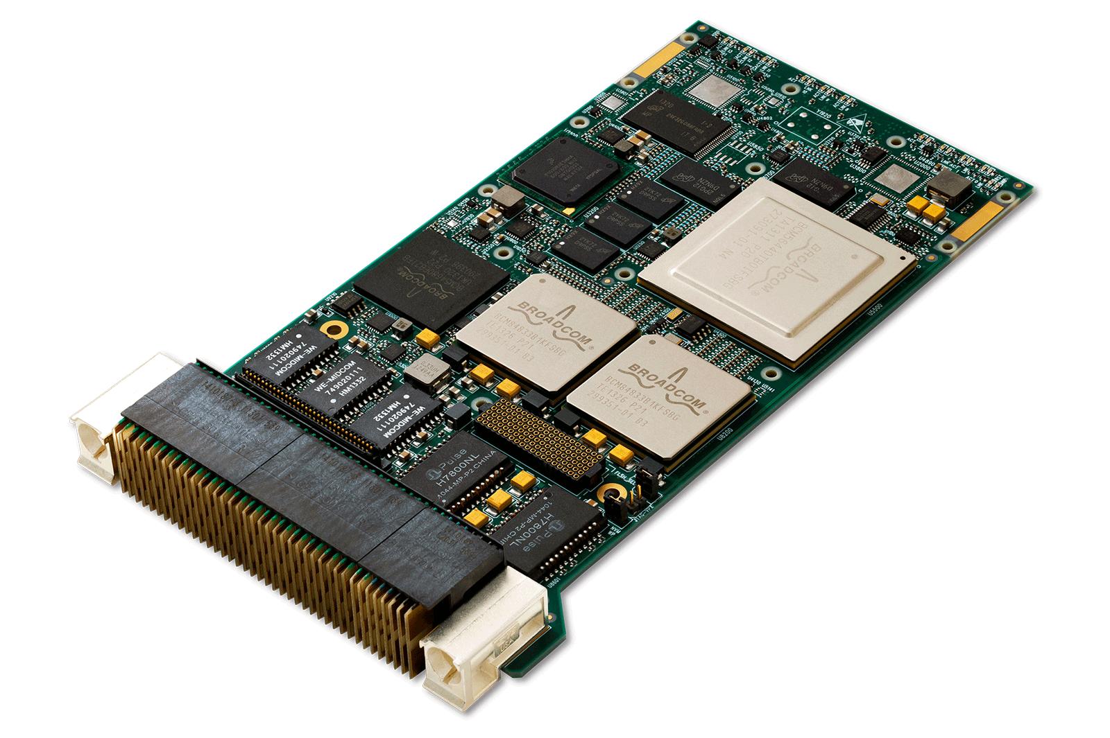 XChange3018 | 3U VPX 10 Gigabit Ethernet Embedded Switch
