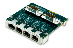 XIt2045 PMC I/O Module