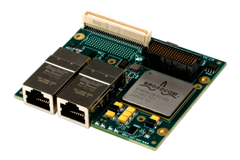 XIt3000 XMC I/O Module (XIM)