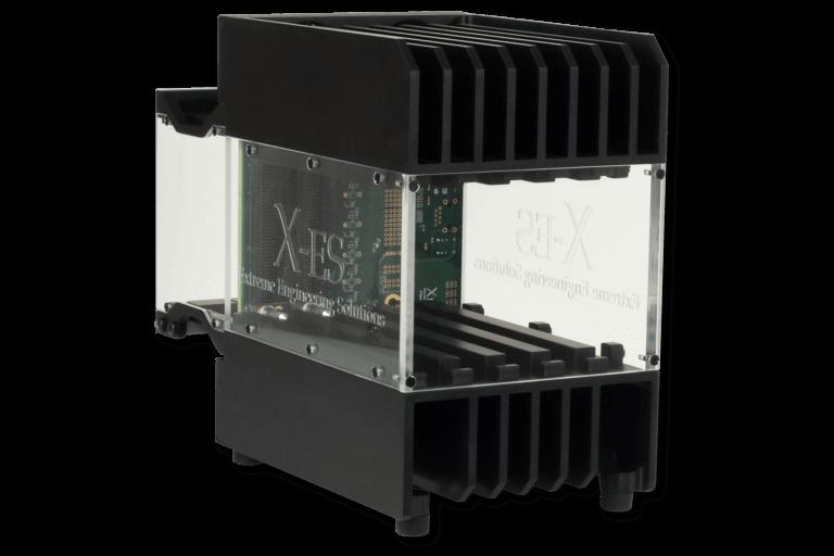 XPand1004 Two-Slot 3U VPX Development Platform