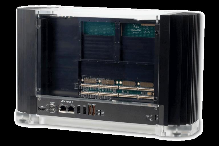 XPand1010 6U VPX Development System