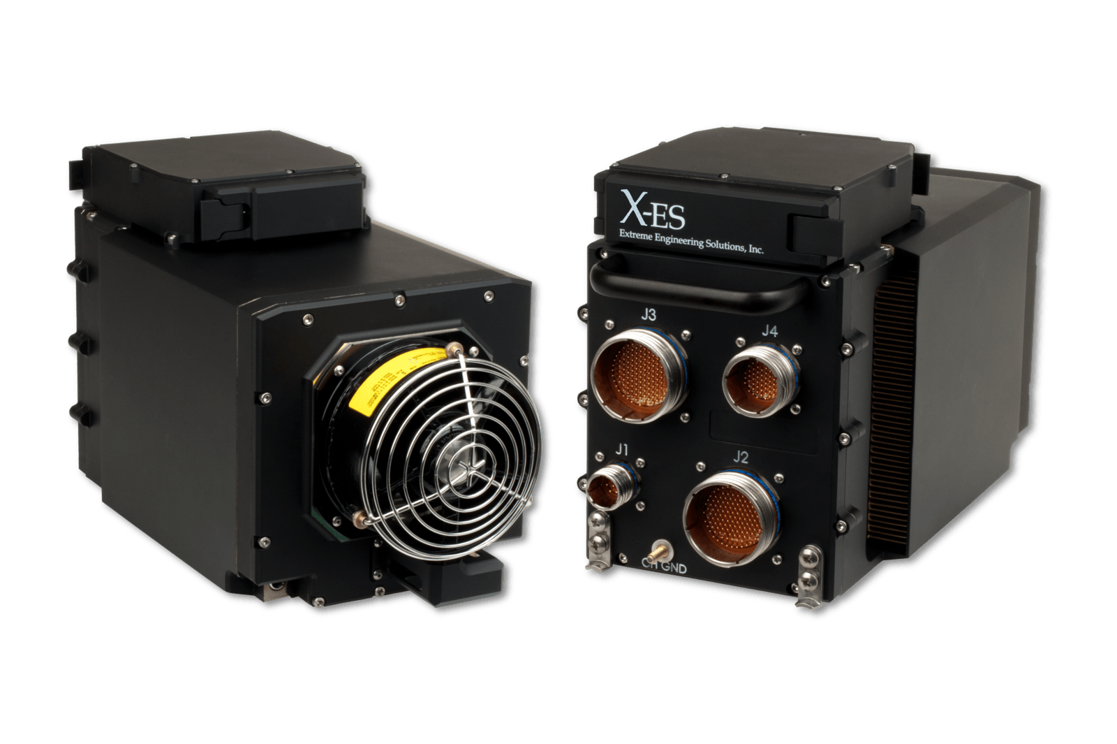 XPand4200 Series Rugged System