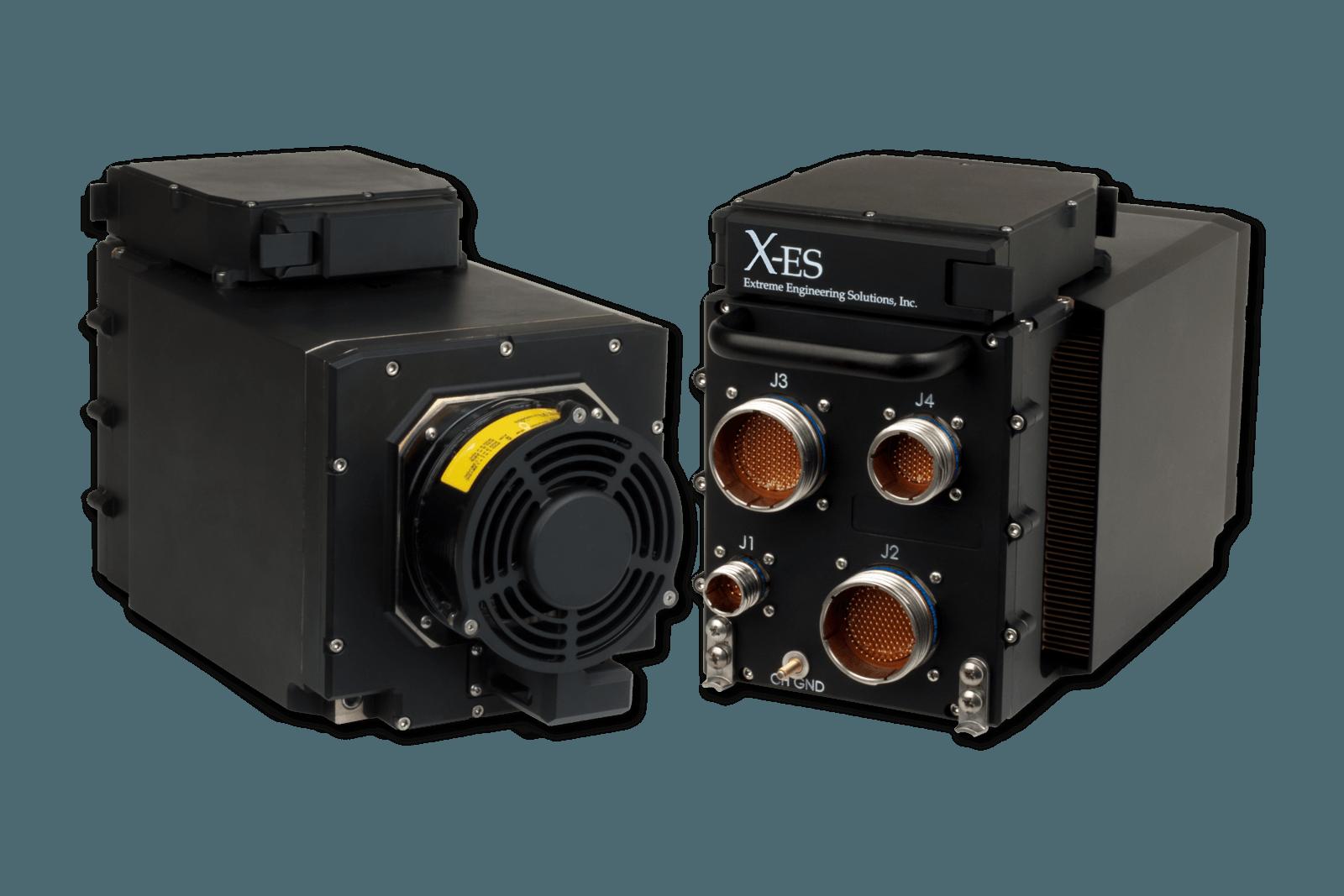 XPand4208 3U OpenVPX™ Rugged System
