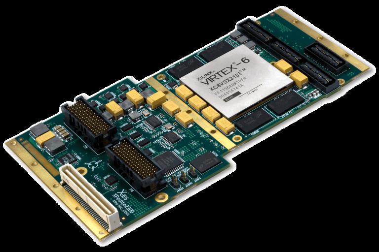 XPedite2300 XMC FPGA Module