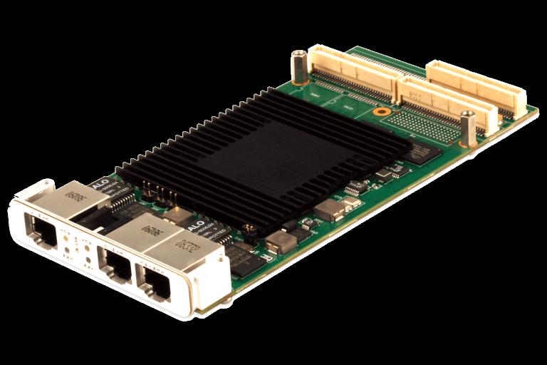 XPedite5200 Freescale MPC8548E XMC/PMC Module