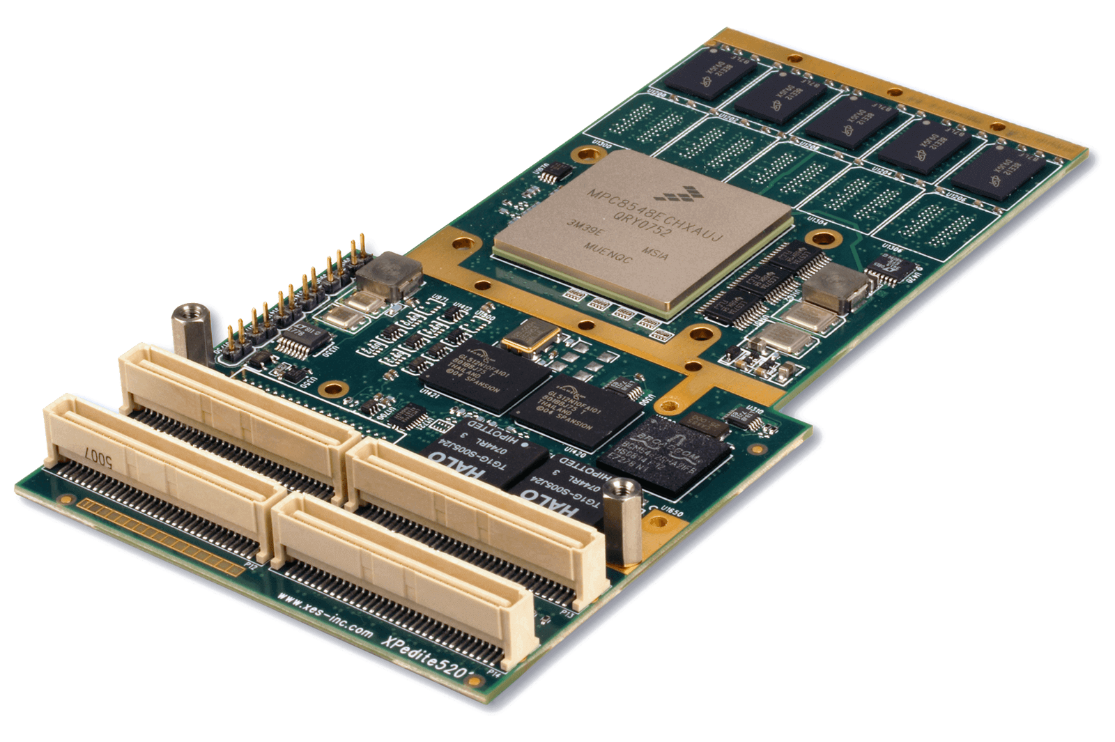 Nxp Qoriq Power Architecture Rugged Sbc Designs Extreme 64 Bit Computer On Module Xpedite5201