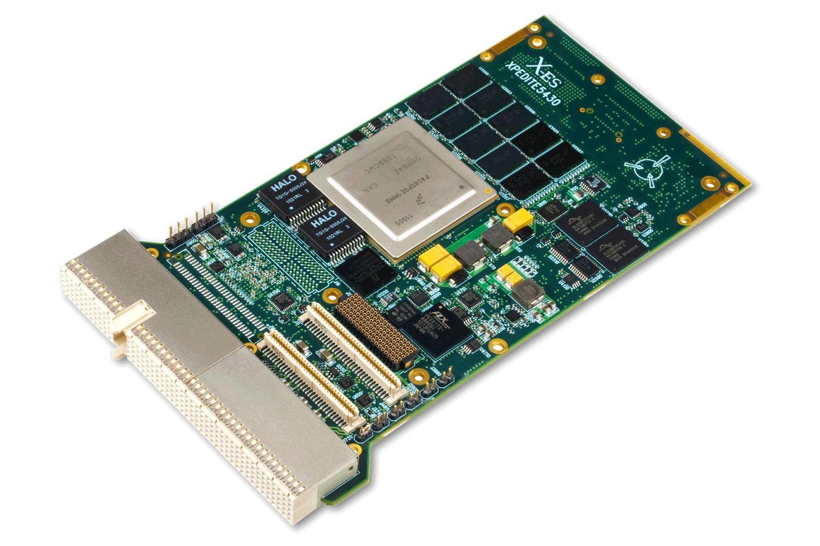 XPedite5430 3U cPCI SBC