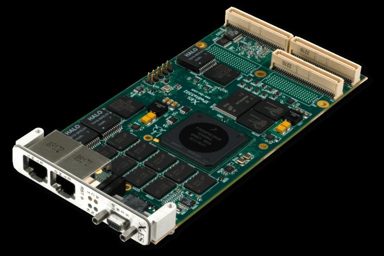 XPedite5502 XMC/PMC Module