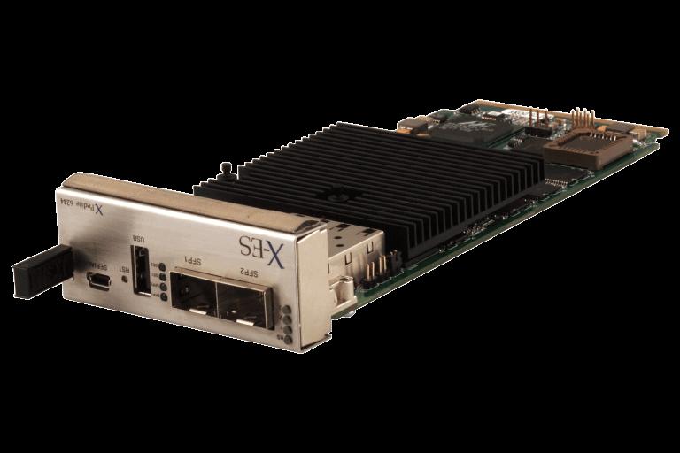 XPedite6244 Freescale Processor-Based AMC Module