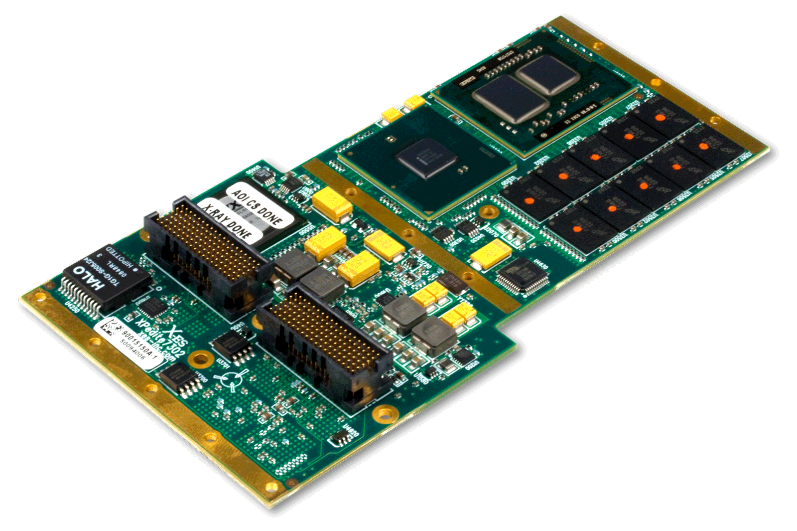 XPedite7302 | Intel Core i7 XMC with SecureCOTS Capabilities