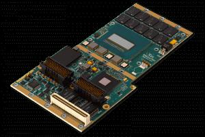 XPedite7501 XMC Mezzanine Module