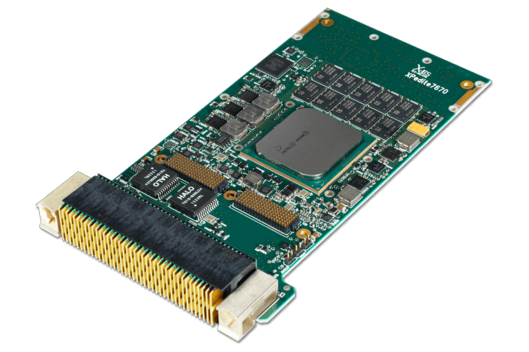 XPedite7670 3U VPX Single Board Computer