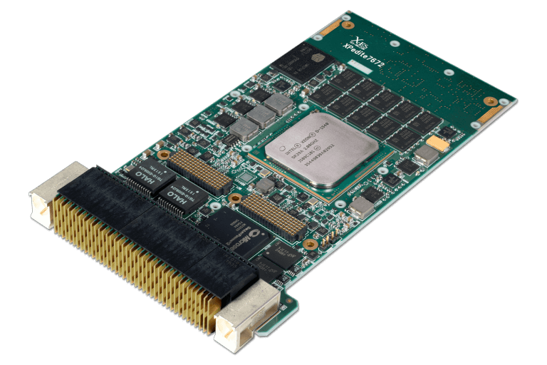 XPedite7672 3U VPX Single Board Computer