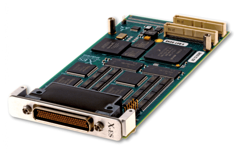 XPort1005 Four-Port Serial PrPMC Module