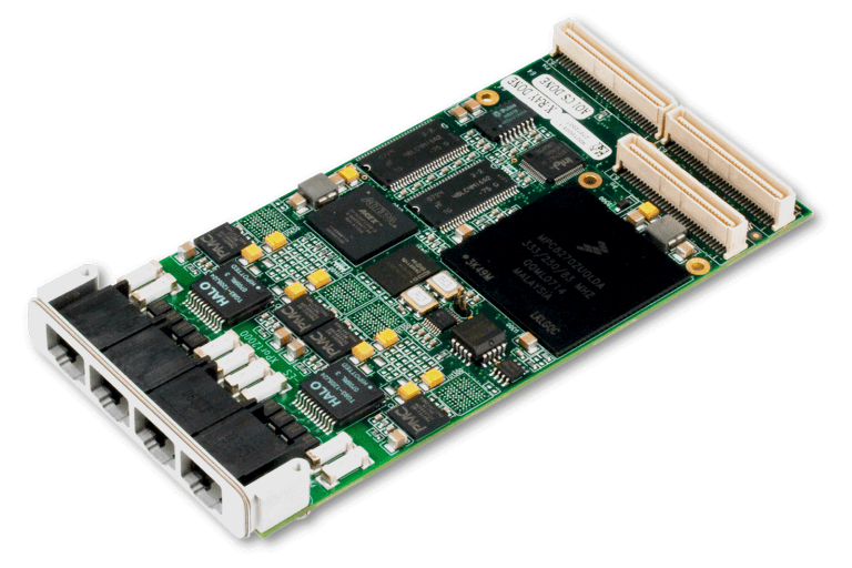 XPort2000 Four- or Eight-Port PMC I/O Module