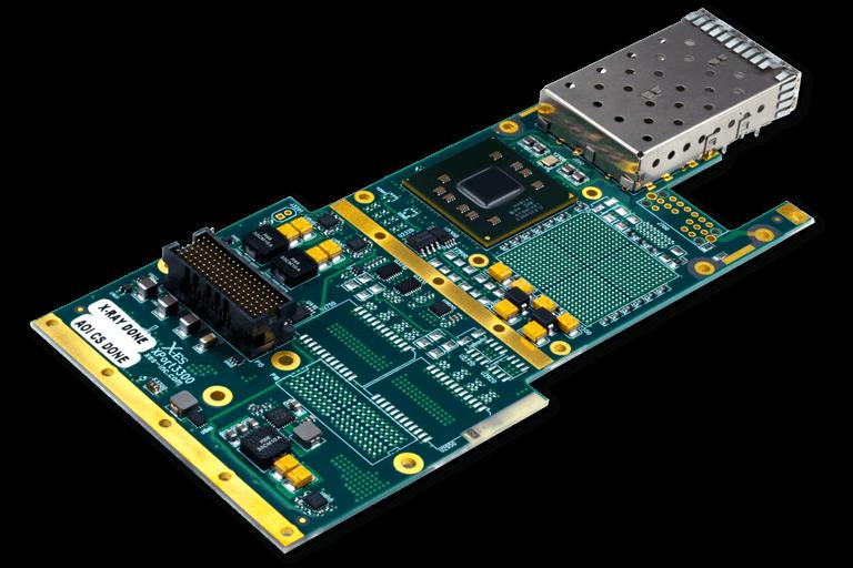 XPort3300 XMC Networking Interface Card (NIC)