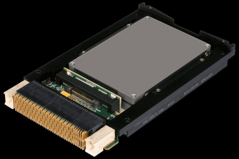 XPort6173 3U VPX Storage Module