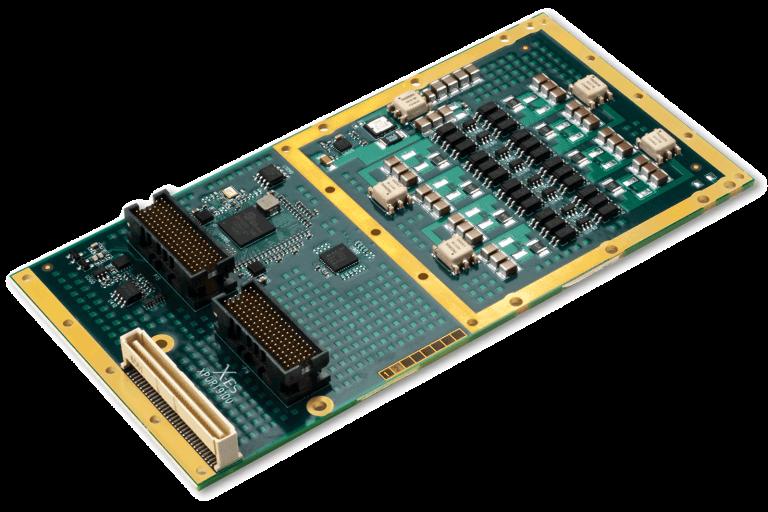 XPort9100 Avionics-Level GPIO XMC Module
