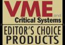 VME Critical Editor's Choice Logo