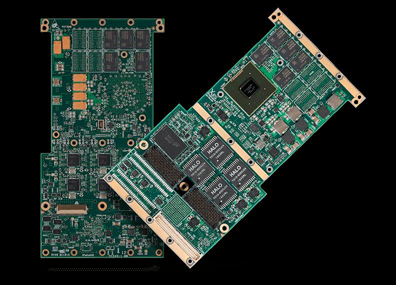 NXP QorIQ ARM XMC/PMC Module XPedite6401