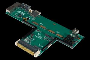 XIt1082 3U VPX Rear Transition Module (RTM)