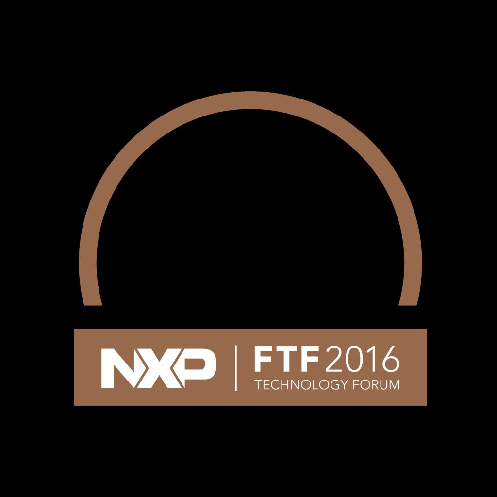 NXP FTF Technology Forum 2016