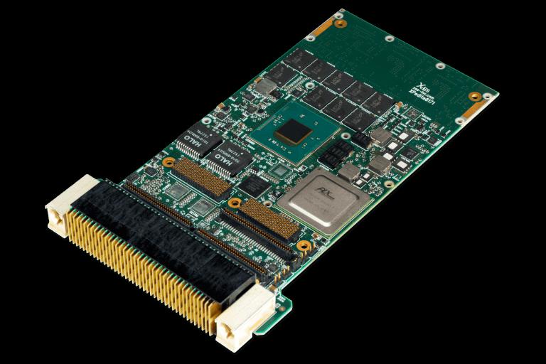 XPedite8171 3U VPX Intel Atom SBC
