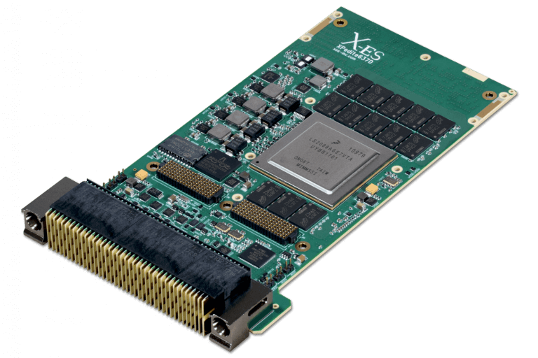 XPedite6370 3U VPX Single Board Computer (SBC)