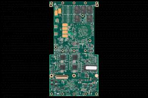 XPedite6401 XMC/PrPMC Mezzanine Module Bottom Shot