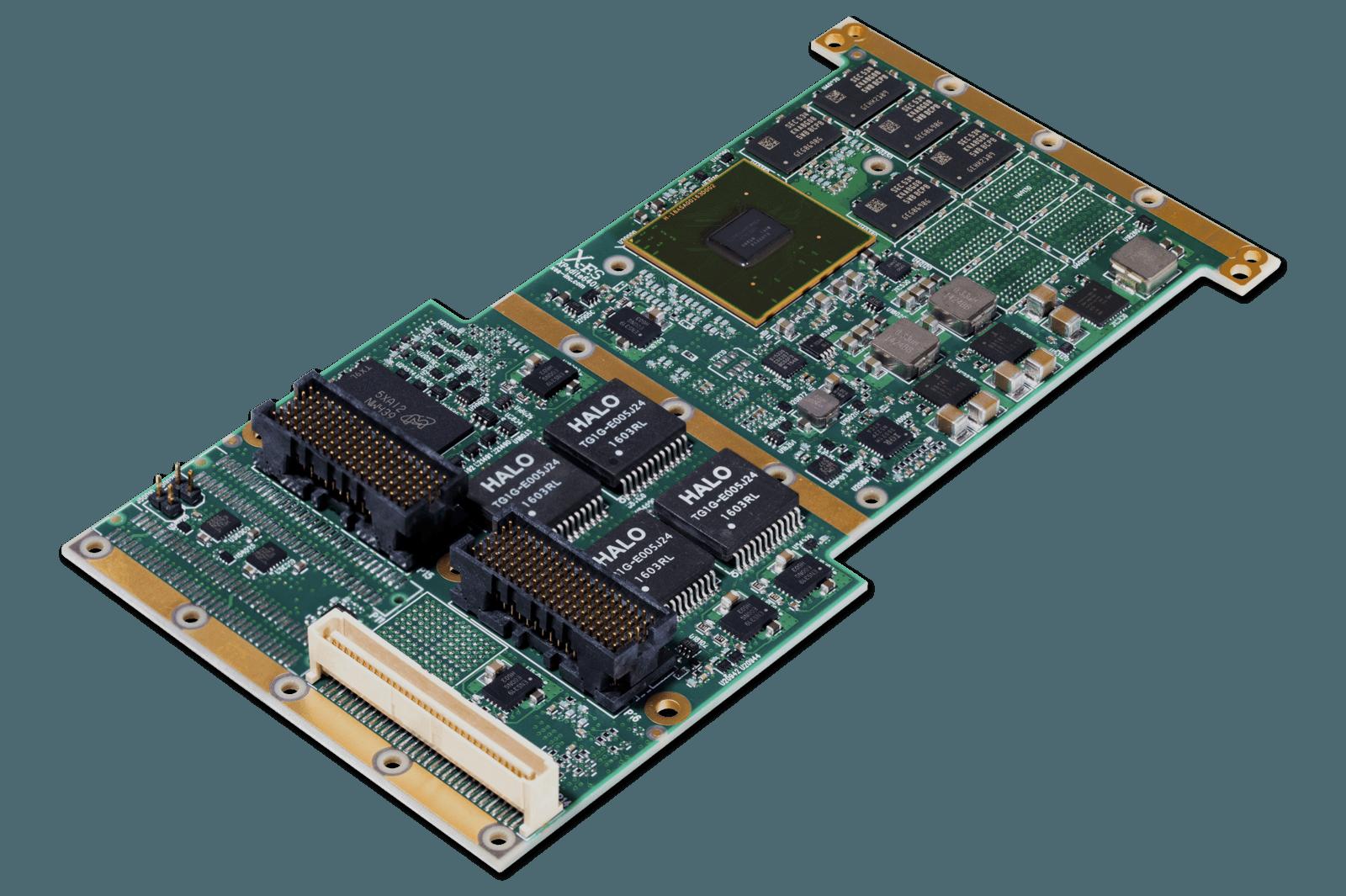 XPedite6401 XMC/PrPMC Mezzanine Module