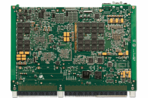 XCalibur4643 6U VPX Single Board Computer (SBC) Bottom Shot