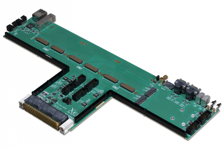 XIt1088 3U VPX Rear Transition Module