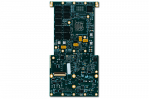 XPedite6101 XMC/PrPMC Mezzanine Module Bottom Shot