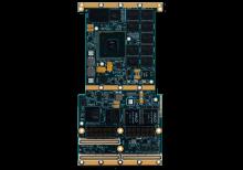XPedite6101 XMC/PrPMC Mezzanine Module Top Shot