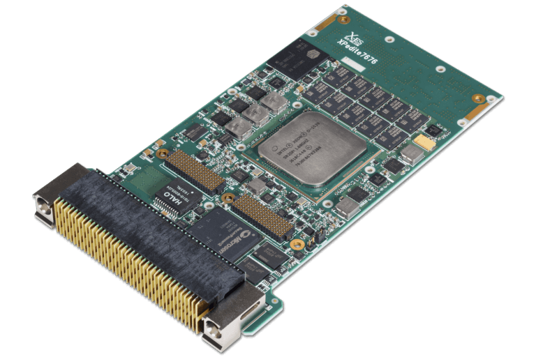 XPedite7676 3U VPX Single Board Computer