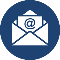 Email newsletters icon