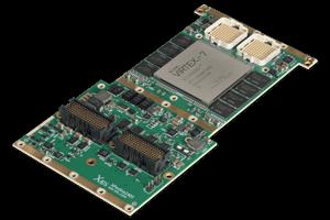 XPedite2403 XMC FPGA Module