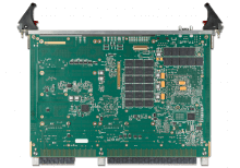 XCalibur1840 6U VPX Single Board Computer (SBC) Bottom Shot