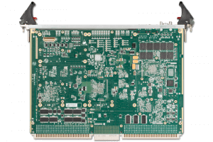 XCalibur1931 6U VME Single Board Computer (SBC) Bottom Shot