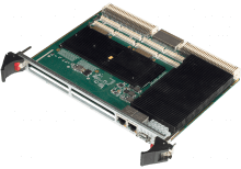 XCalibur1931 6U VME Single Board Computer (SBC) with Heatframe
