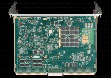 XCalibur4531 6U VME Single Board Computer (SBC) Bottom Shot