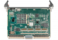 XCalibur4531 6U VME Single Board Computer (SBC) Top Shot