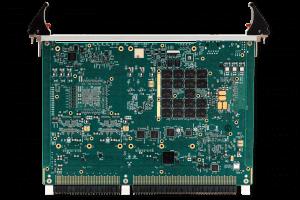 XCalibur4540 6U VPX Single Board Computer (SBC) Bottom Shot