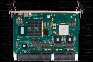 XCalibur4540 6U VPX Single Board Computer (SBC) Top Shot