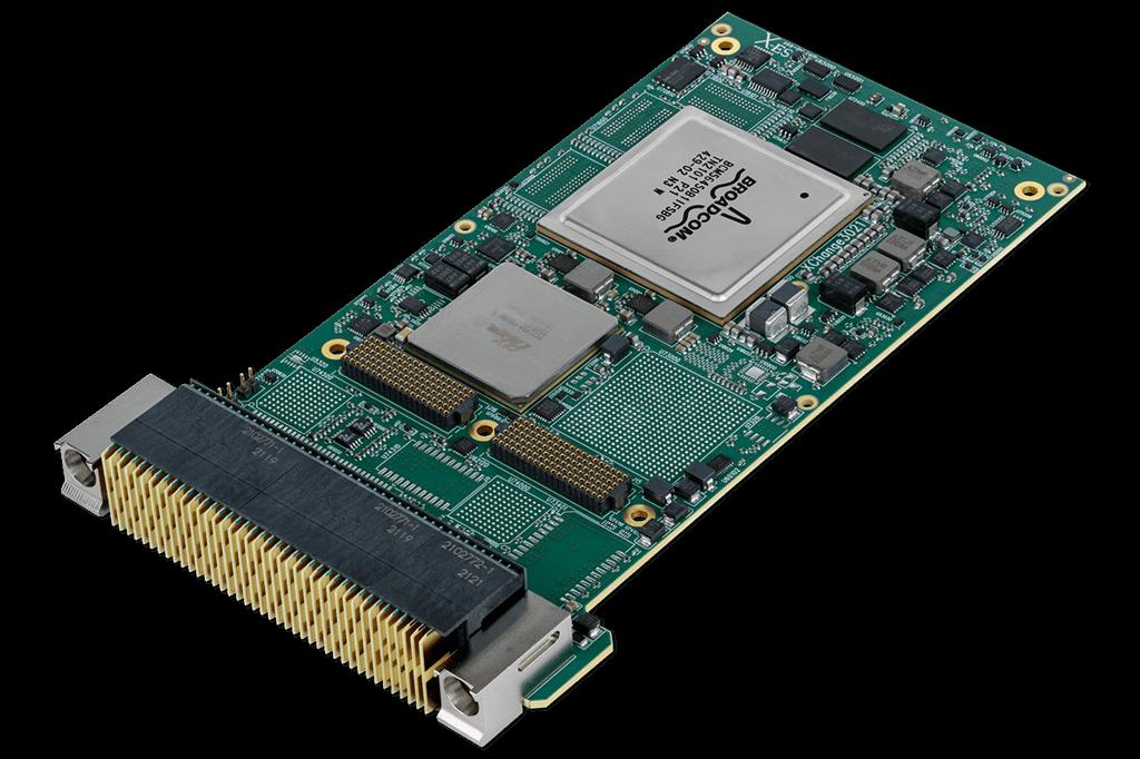 3U VPX & 6U VPX Embedded Computing Products