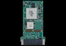 XChange3021 3U VPX Embedded Ethernet Switch Top Shot